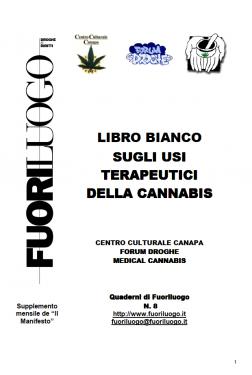 Libro bianco sugli usi terapeutici della cannabis