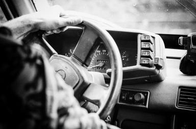 guida volante