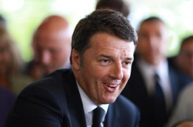 Matteo Renzi (fonte https://www.flickr.com/photos/tukulti/27370052441/ Author Francesco Pierantoni)