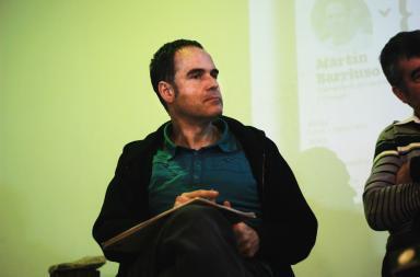 Martin Barriuso, Cannabis Social Club Pannagh