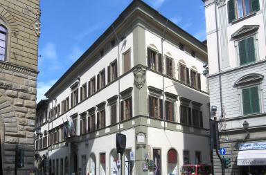 Il Palazzo del Consiglio Regionale della Toscana (fonte wikipedia)