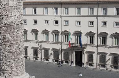 Palazzo Chigi (fonte governo.it)