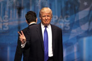 Donald Trump (fonte wikimedia)