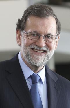 Mariano Rajoy (Fonte wikimedia)