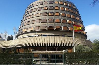 Tribunal Constitucional Spagna