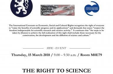 right to science