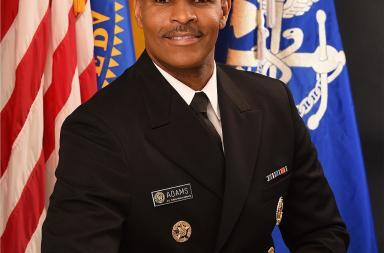 By U.S. Public Health Service - Surgeon General Jerome Adams to Speak at NASHP's State Health Policy Conference, Public Domain, https://commons.wikimedia.org/w/index.php?curid=63738123