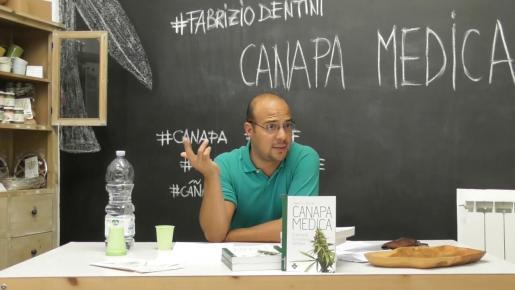 Fabrizio Dentini presenta Canapa Medica