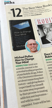 Michael Pollan su People Magazine