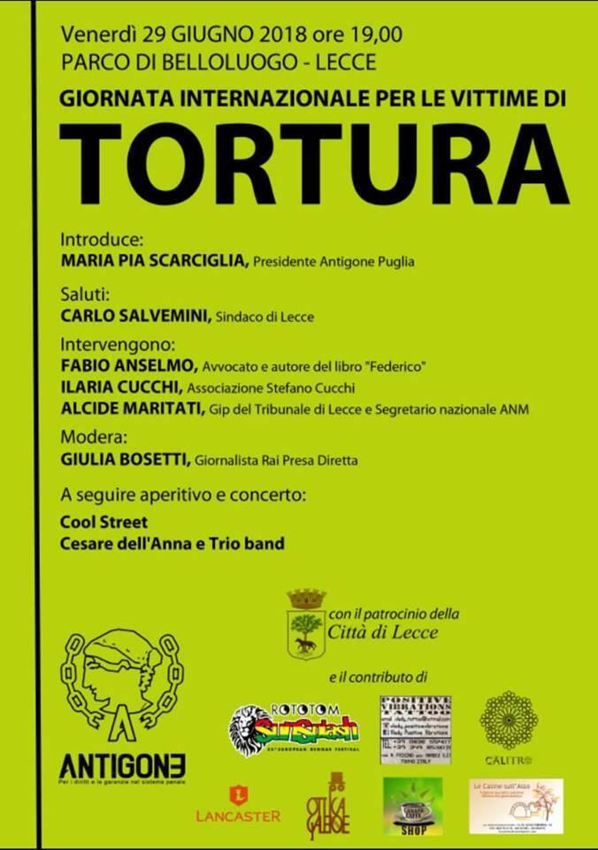 Tortura Lecce