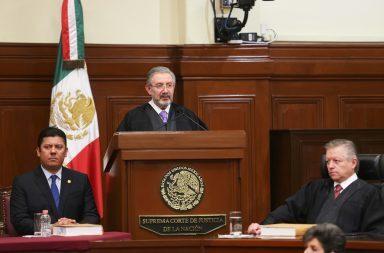 Corte Suprema de la Nacion Messico