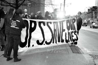 Overdose Preventing Site Toronto