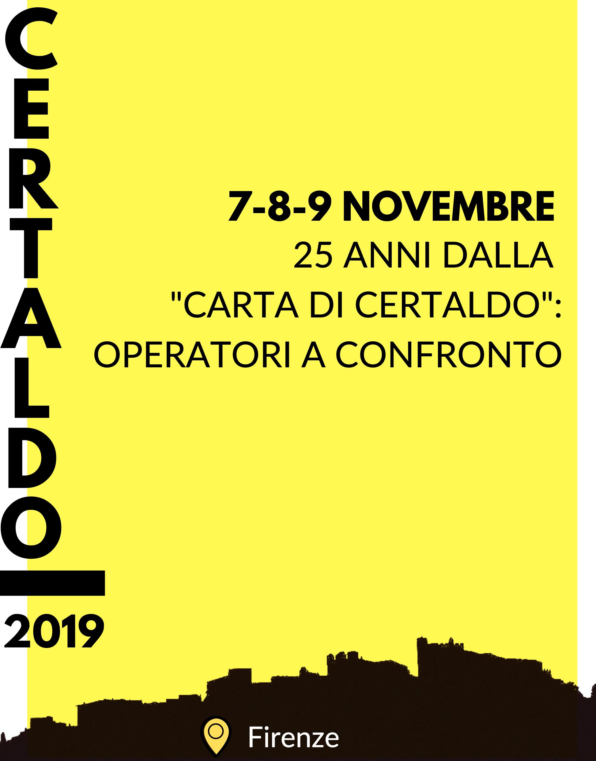Certaldo 2019