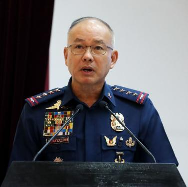 Oscar Albayalde (Joey O. Razon for the Philippine News Agency [Public domain])