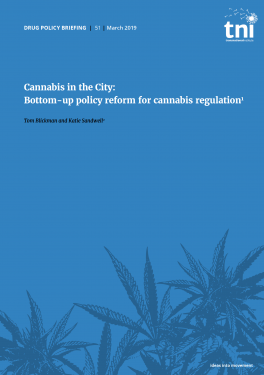 Cannabis in the City: Bottom-up policy reform for cannabis regulation