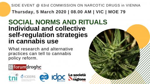 Cannabis self regulation