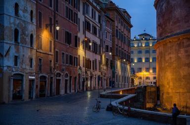 Rome lockdown