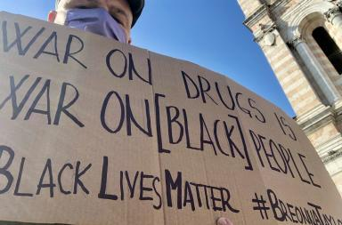 war on drugs blacklivesmatter