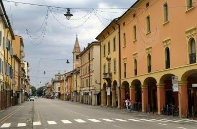 Castelfranco emilia (Carlo Alberto Bertelli, CC BY-SA 3.0 , via Wikimedia Commons)