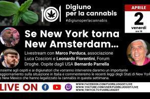 digiuno per la cannabis