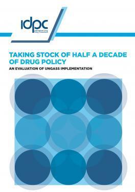 Report IDPC politica sulle droghe