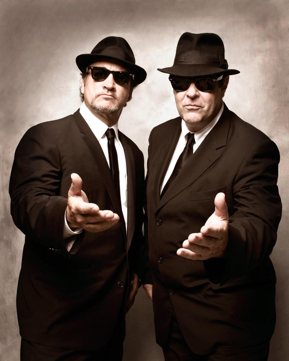 The Blues Brothers - Jim Belushi and Dan Aykroyd